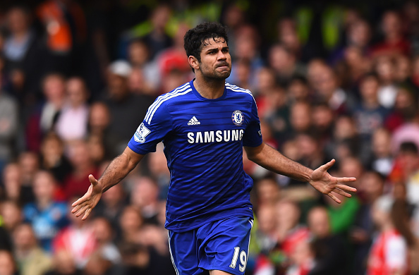 Diego Costa will have to silence his critics during the upcoming season by rejuvenating some of his form when he first arrived at Stamford Bridge. (Photo by Shaun Botterill/Getty Images)