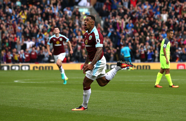 Andre Gray was the star of the show against Liverpool. (Photo by Jan Kruger/Getty Images)