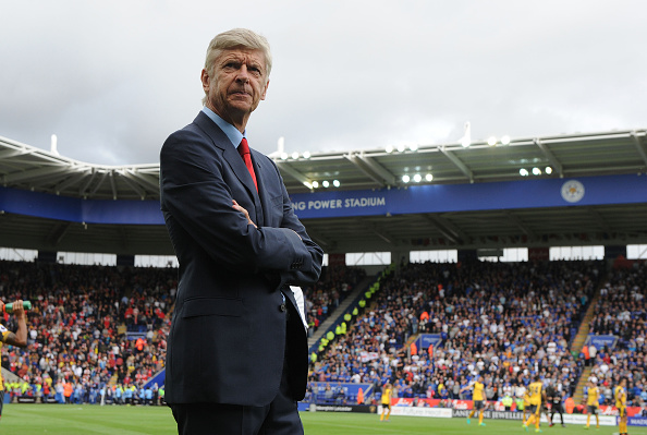 Is this Wenger's last straw? (Photo by David Price/Arsenal FC via Getty Images)