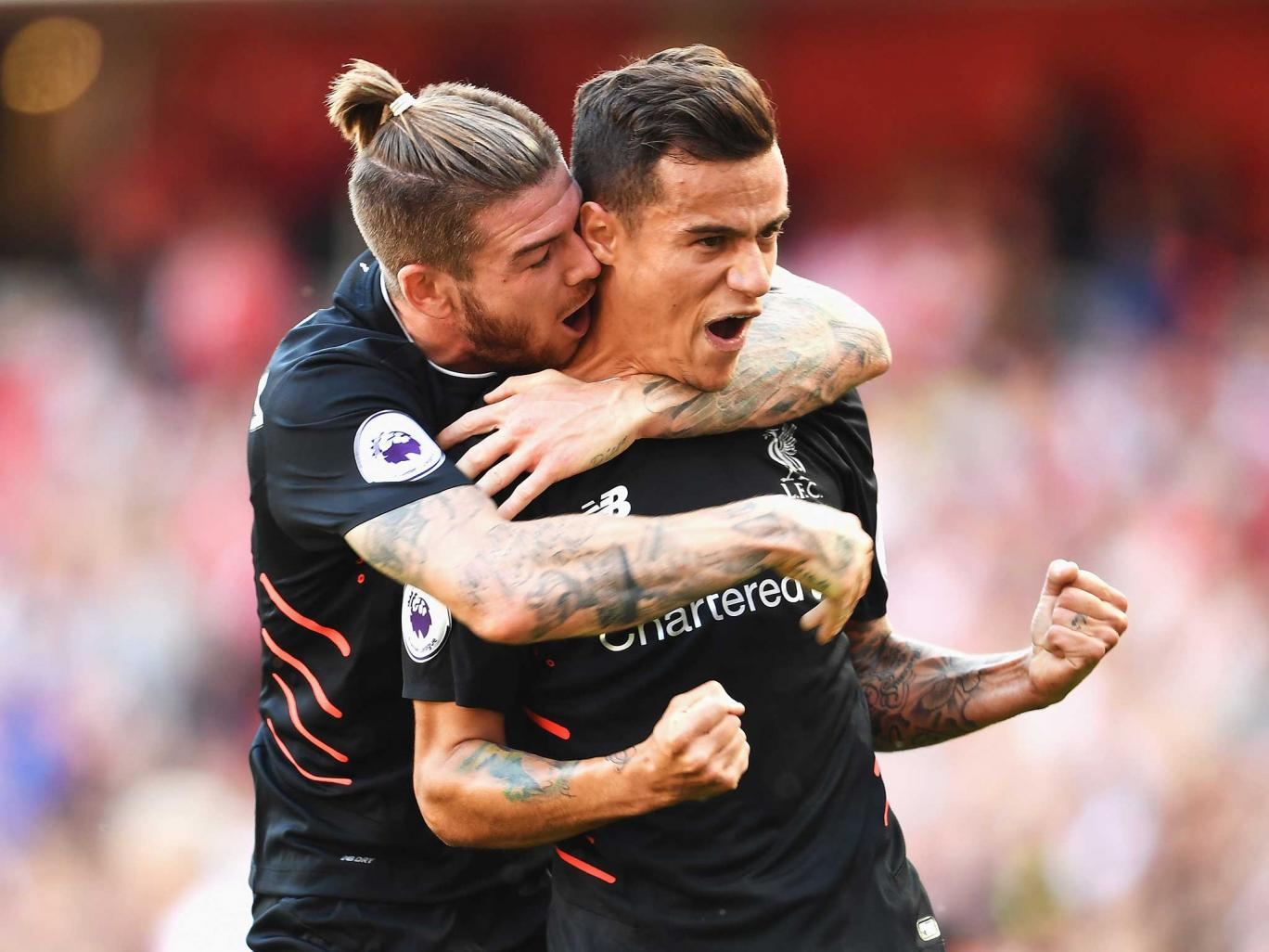 Liverpool will sweat the fitness of Coutinho, who could be the difference if he plays. (Photo via Getty Images)
