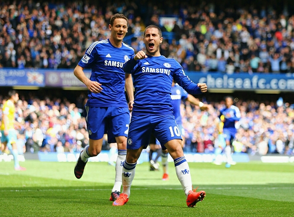 Chelsea are looking like the team that won the title in 2014/15. (Photo via Getty Images)
