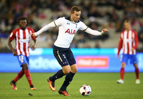 Janssen could be crucial to Spurs in the coming weeks. (Photo via Getty Images)