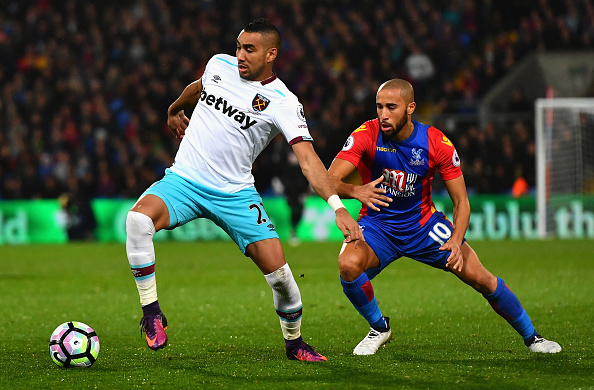 Payet had an unexpectedly quiet afternoon by his standards. (Photo by Dan Mullan/Getty Images)