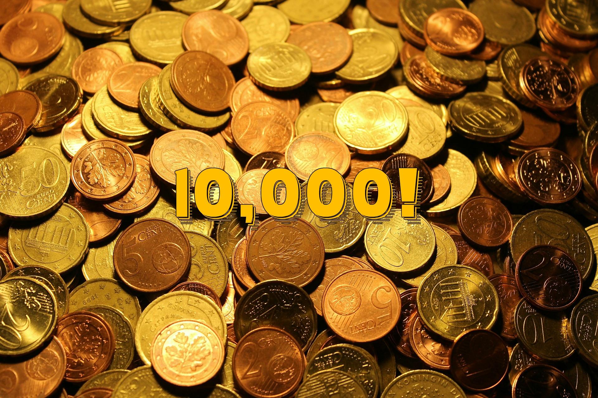 10,000 FM Coins