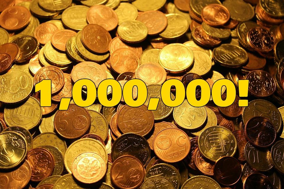 1,000,000 FM Coins