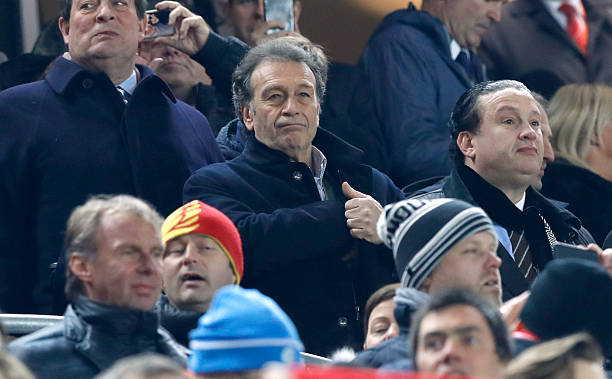 Is Cellino about to hand over the club's reins to Radrizzani? (Photo by Martin Rickett/PA/Getty Images)