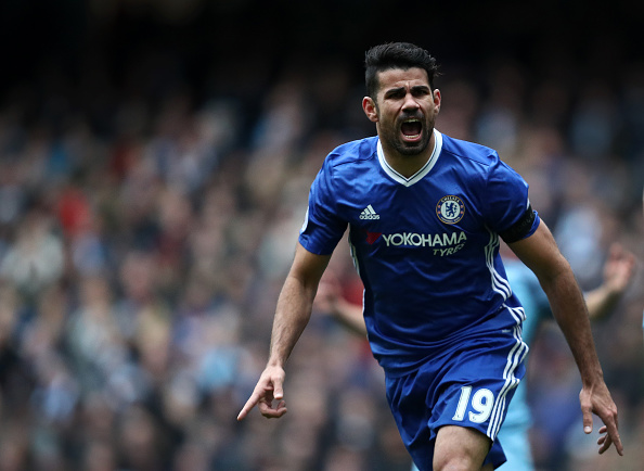 Diego Costa's unique traits have been the unequivocal source of Chelsea's title charge