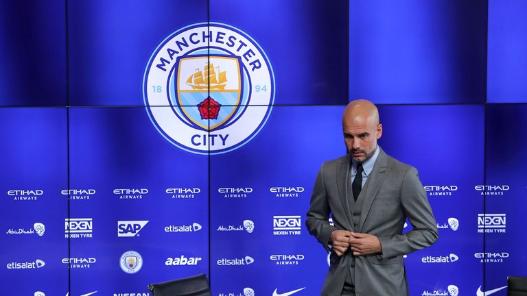 Guardiola may have failed at first, but he will get it right next season