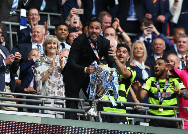 Championship Playoff Final: History made as Huddersfield Town beats Reading to reach the promised land
