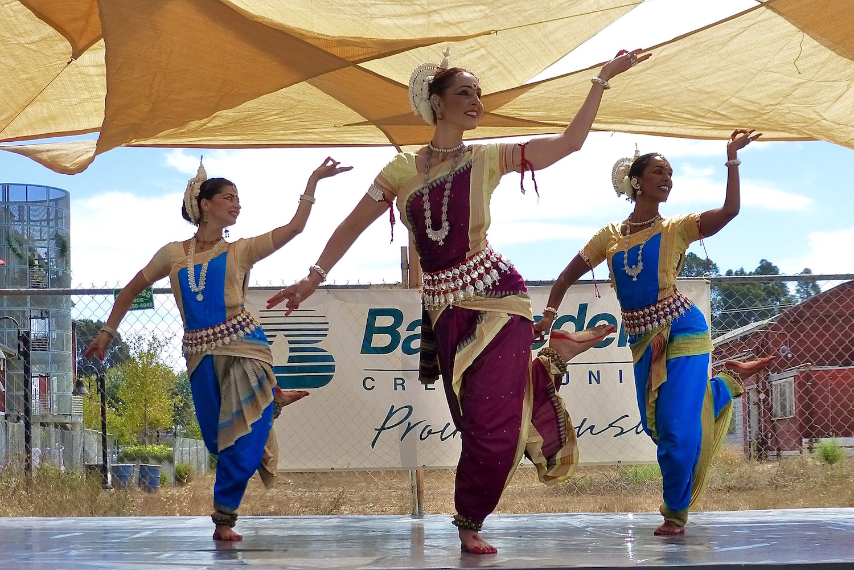 Ethnic Dance Festival, Santa Cruz, 2014