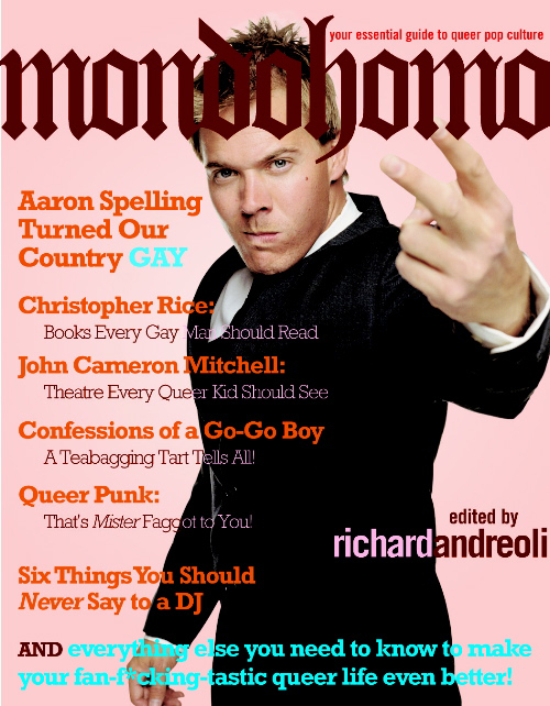 Cover of Mondo Homo