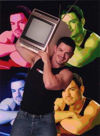 Publicity photo for Mondo Homo