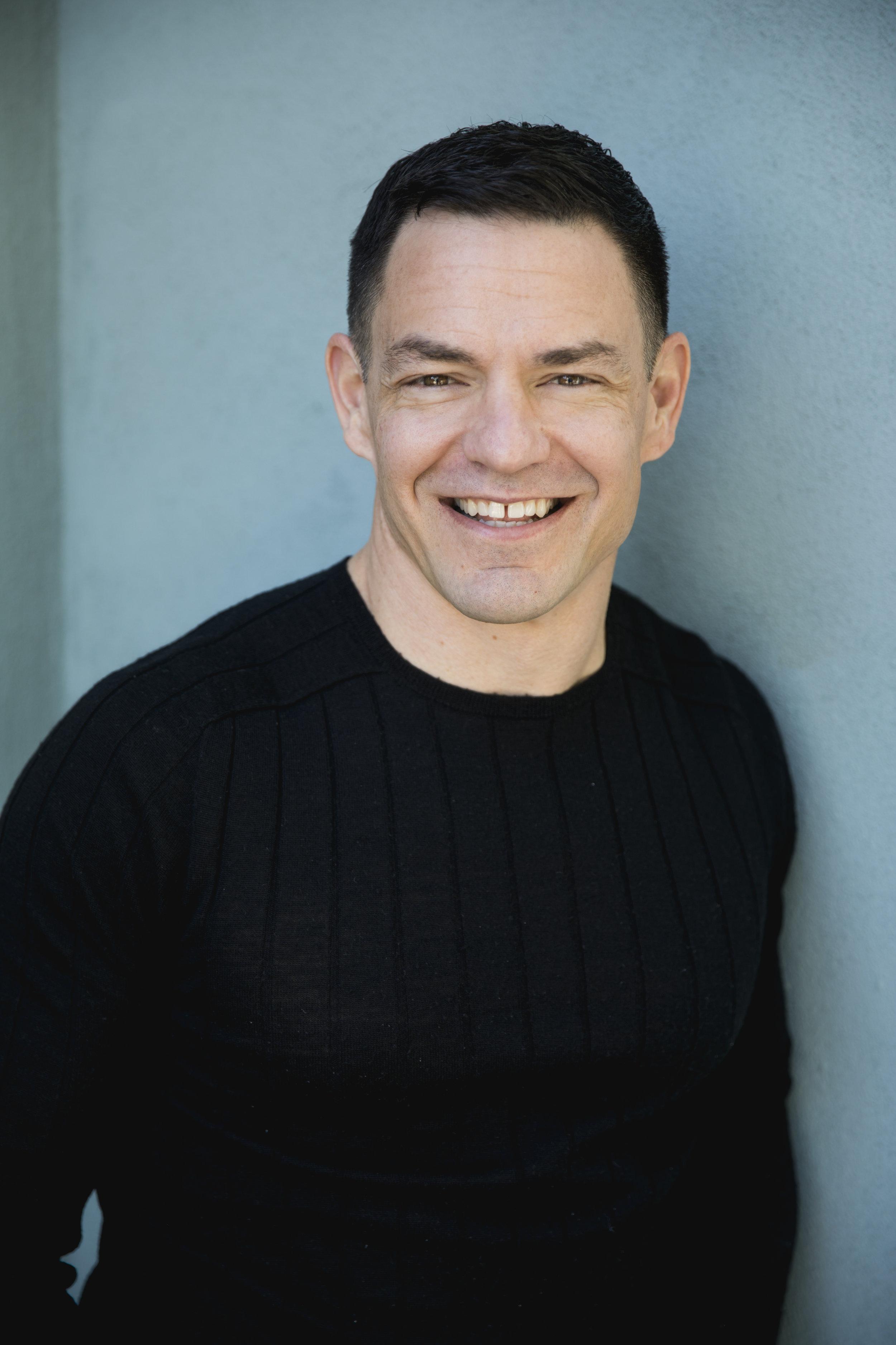 Richard Andreoli Author Photo