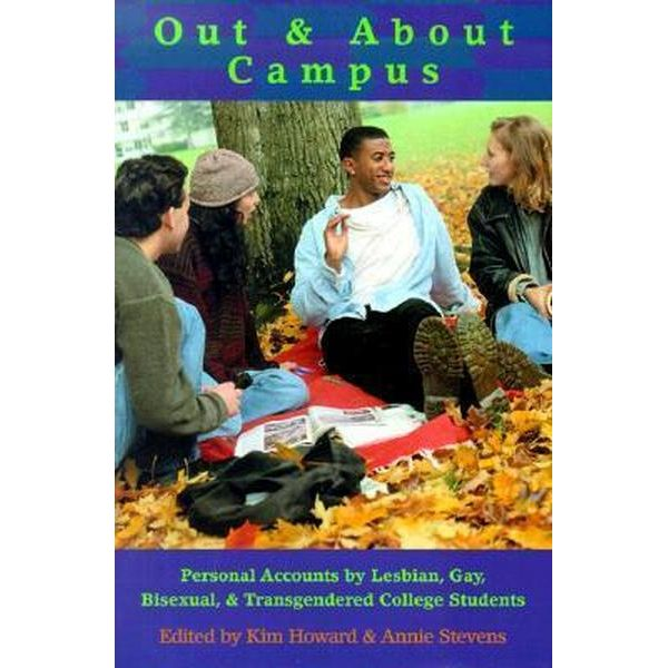 NOTE: A version of this story was originally published in the book  Out & About Campus: Personal Accounts by Lesbian, Gay, Bisexual, & Transgender College Students .  It was published a second time in  Frontiers Newsmagazine .