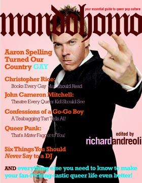 Purchase  Mondo Homo  (if you can still find a copy).