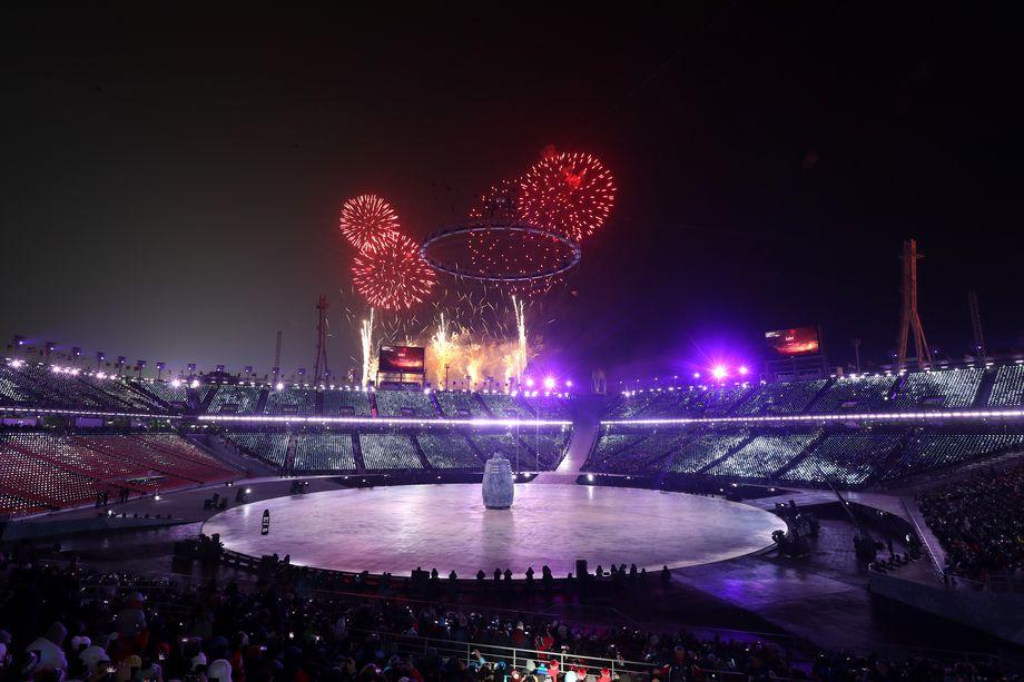 XXIII Olympic Opening Ceremony
