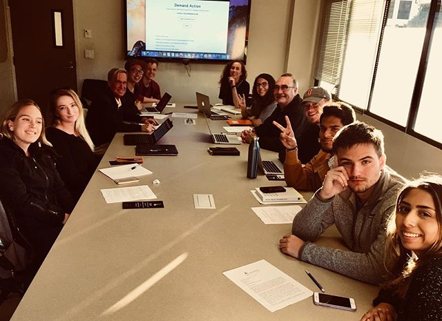 2020 AYWW SBCC Club, Spring '18. Join us this Thursday at 5:30 in the SBCC Library conference room L146!