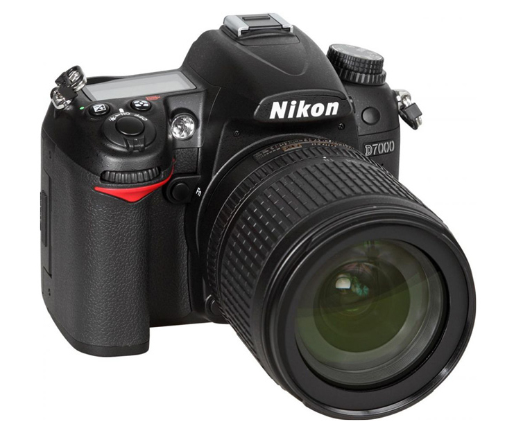 NIKON D7000 DSLR  Collect memories in HD with this beast of a camera from Nikon. Famous for their lenses, user friendliness, and high quality images, Nikon DSLRs are a great entry point into the world of travel photography, and I like this one!