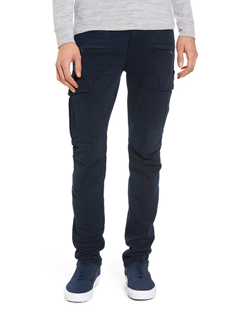 HUDSON MEN'S SKINNY JEANS  Blend into the crowds with these Euro-style darkwash skinny jeans. Dress up or down with these versatile pants.