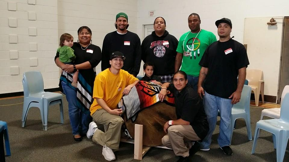 HEAL for Reentry drum group