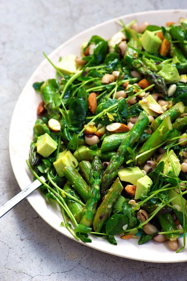 Spring Asapargus Salad - by Jenergy