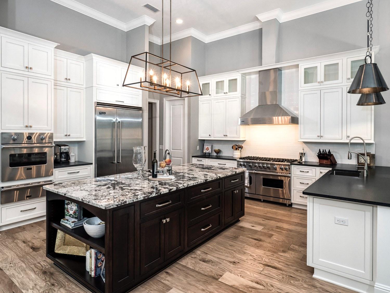 Image of: Kitchen Remodeling Gainesville Fl Haile Kitchen Bath