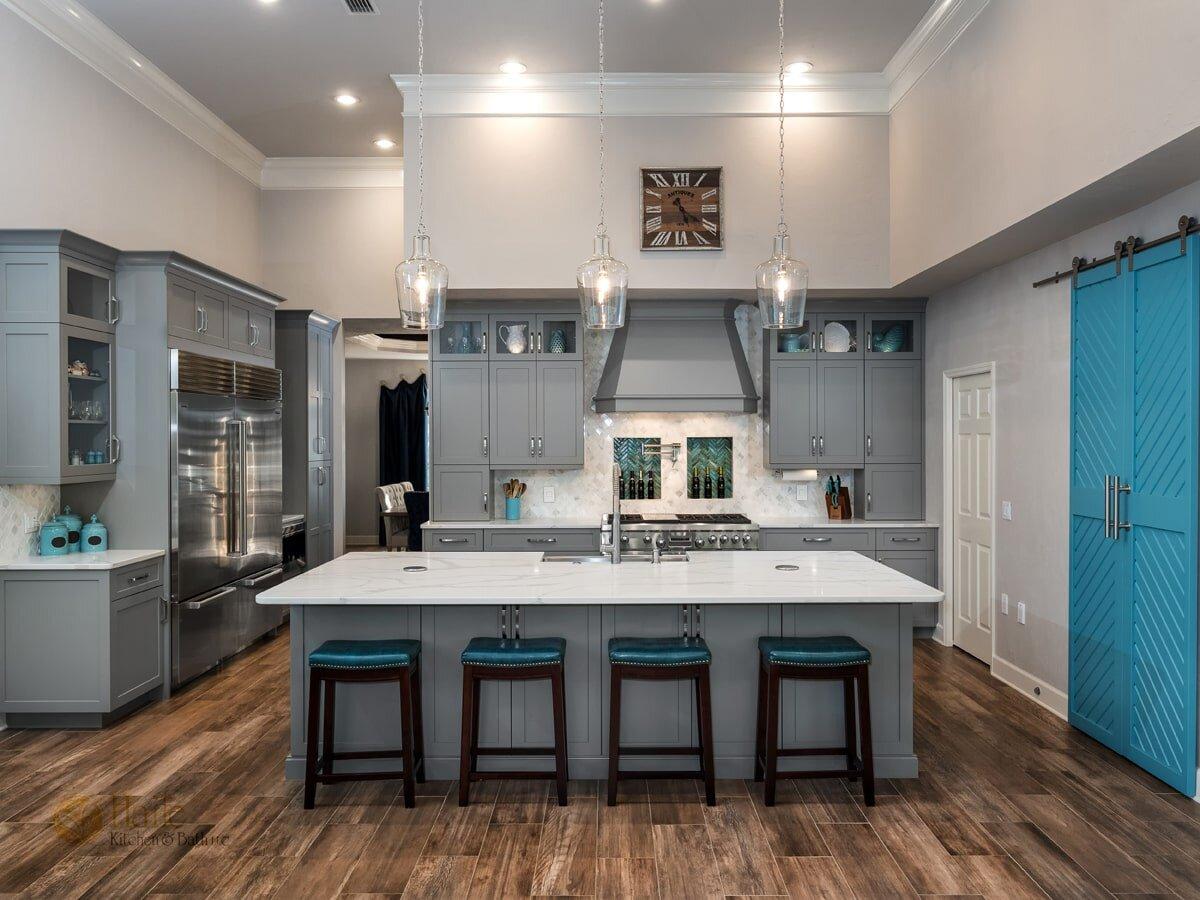 Kitchen Layout The Foundation Of Kitchen Design Haile Kitchen Bath
