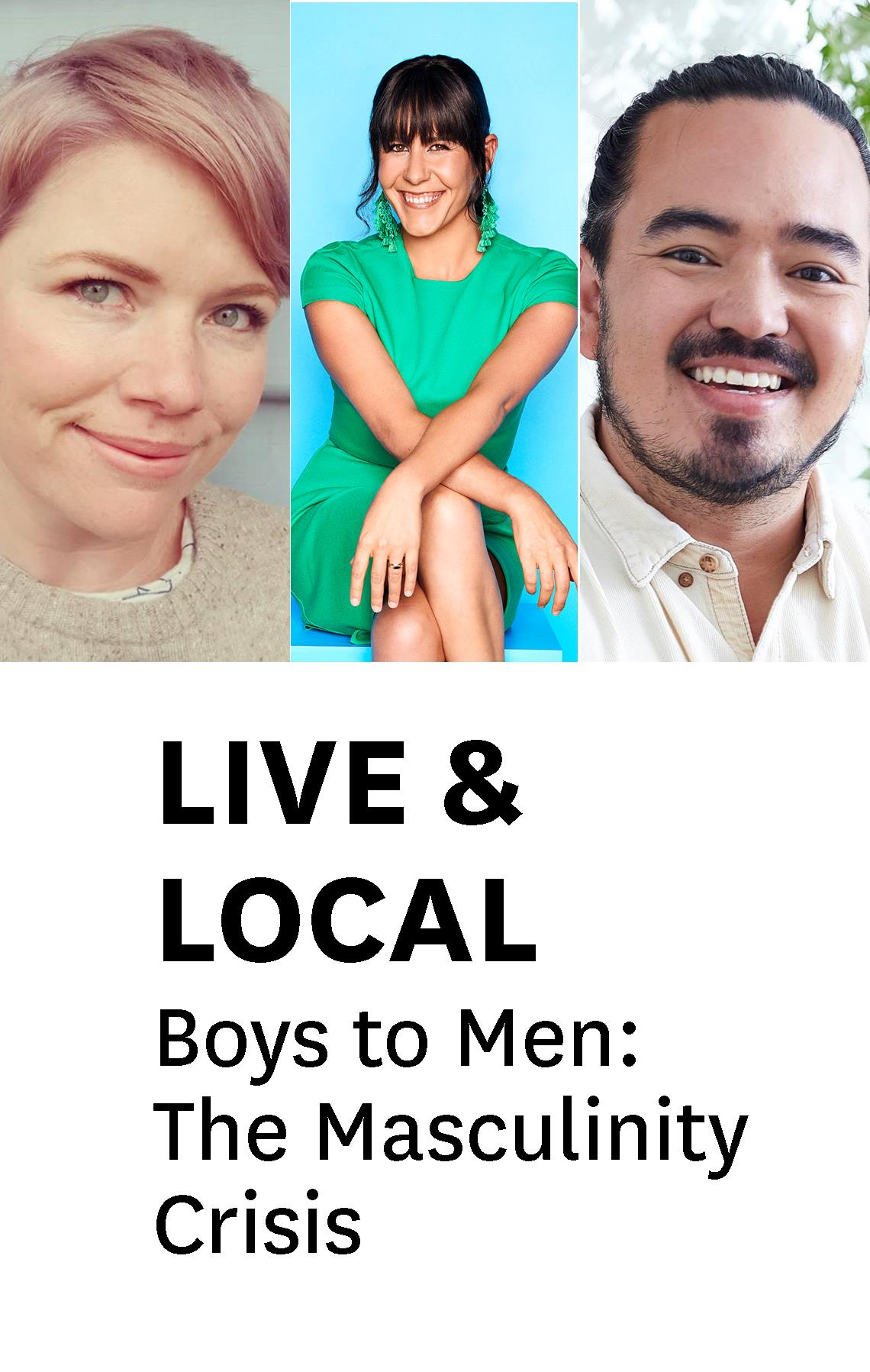Sat 4 May 4:20 PM - Clementine Ford's {Boys Will Be Boys} is an acclaimed call to action against a culture of entitlement, privilege and power. Jan Fran talks Clementine and writer and chef Adam Liaw about the harm toxic masculinity inflicts on women and men…