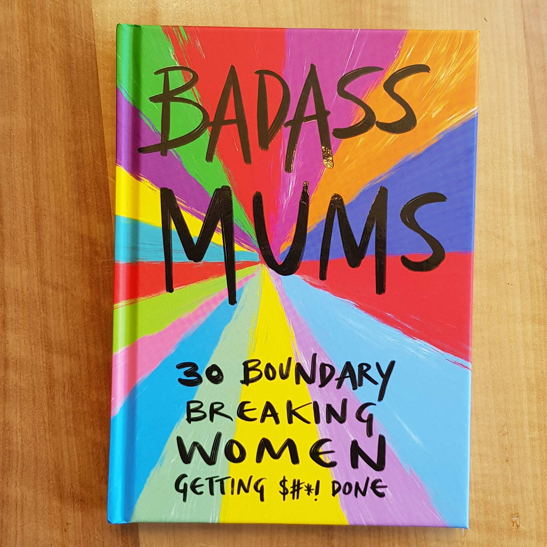 For your Badass!