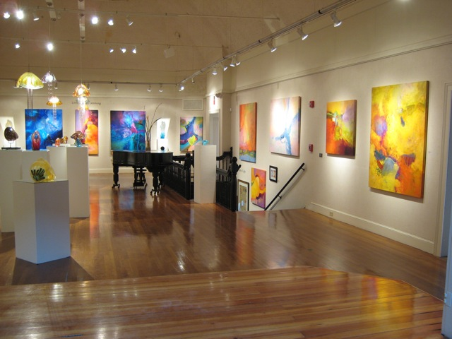 Providence Art Club show