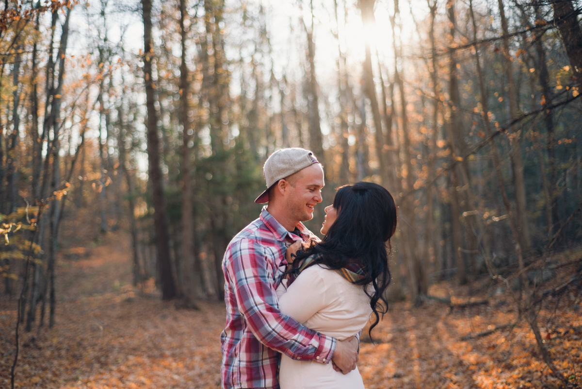 Fall Forest Engagement Session (3 of 16).jpg