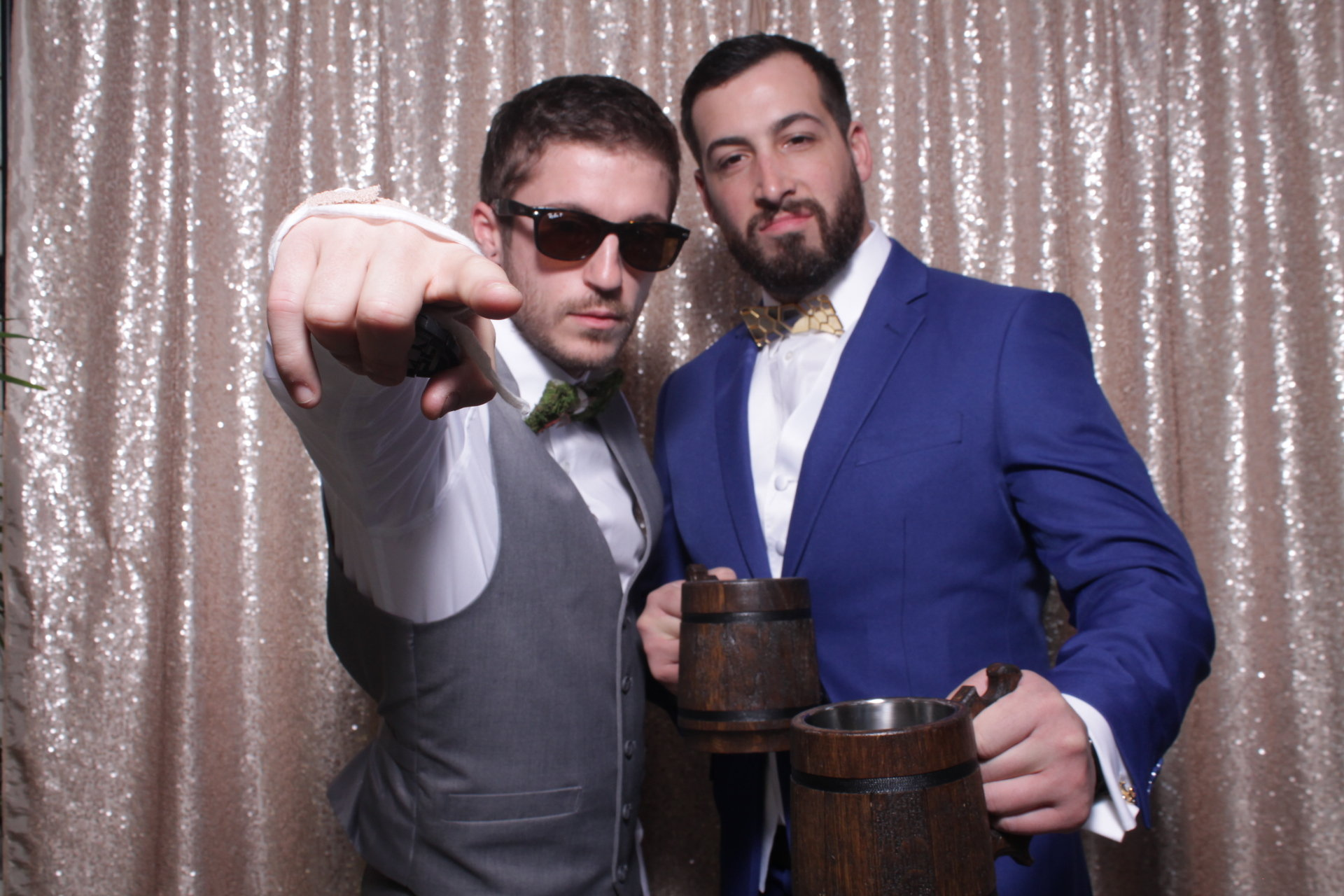 Check out MiHi's owner Jeff with his brother Tommy at Tommy's wedding in Temecula!