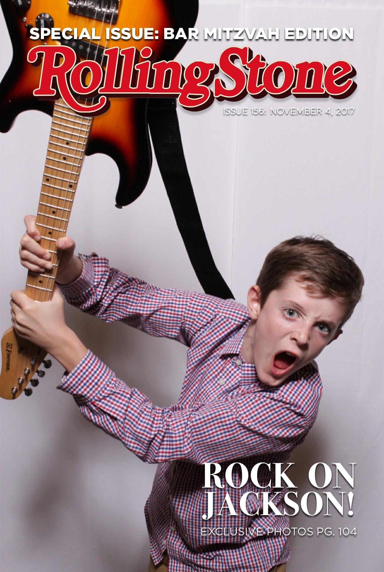 Ready to break hearts... and guitars!