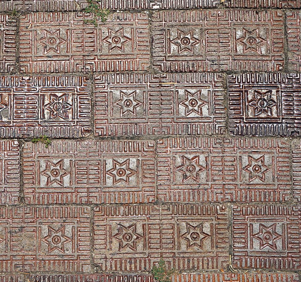 Glazed Vitrified Brick