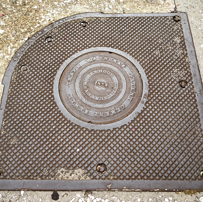 Manhole Frame - Metal