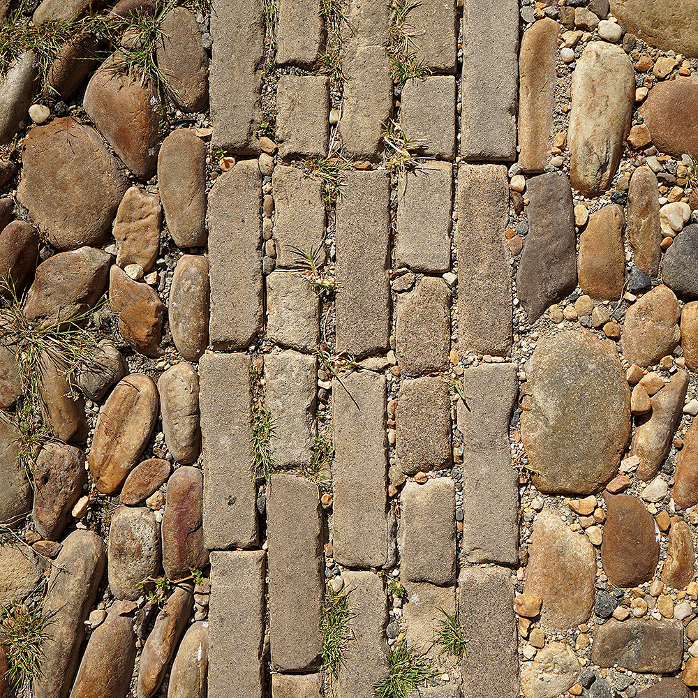 Cement Brick - 5 rows
