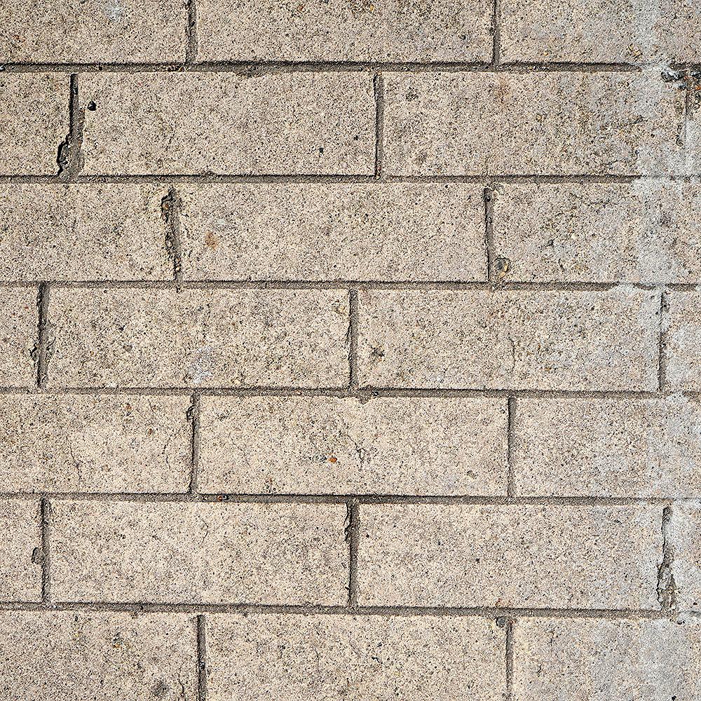 Stamped Concrete - Brick Pattern