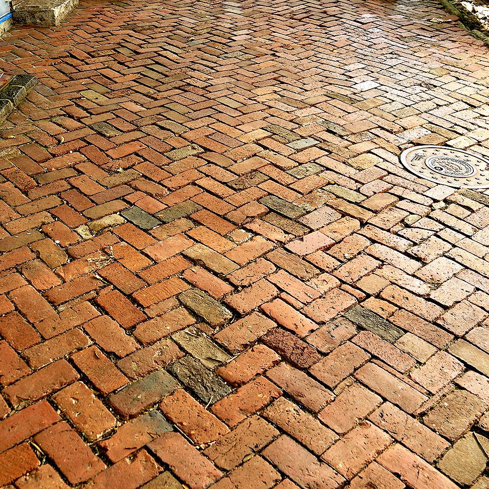 Hard Pressed Brick