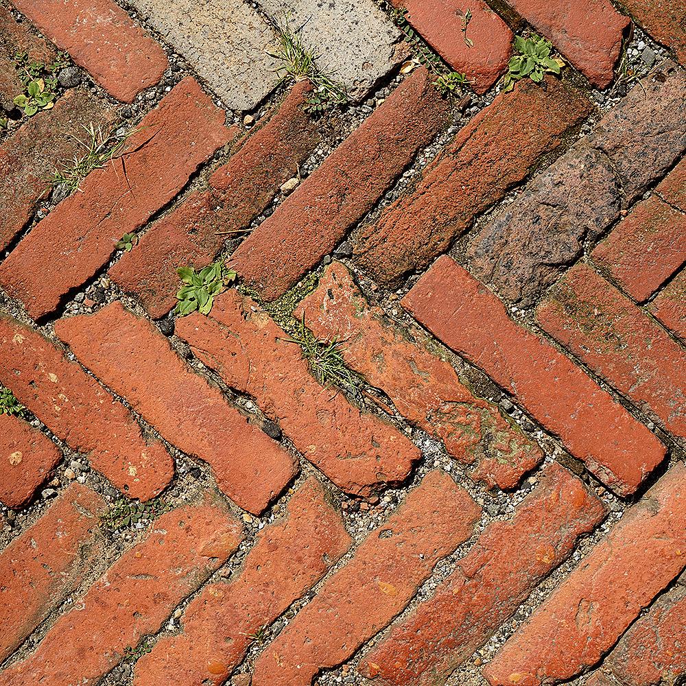 Hard-Pressed Brick - Roman Style