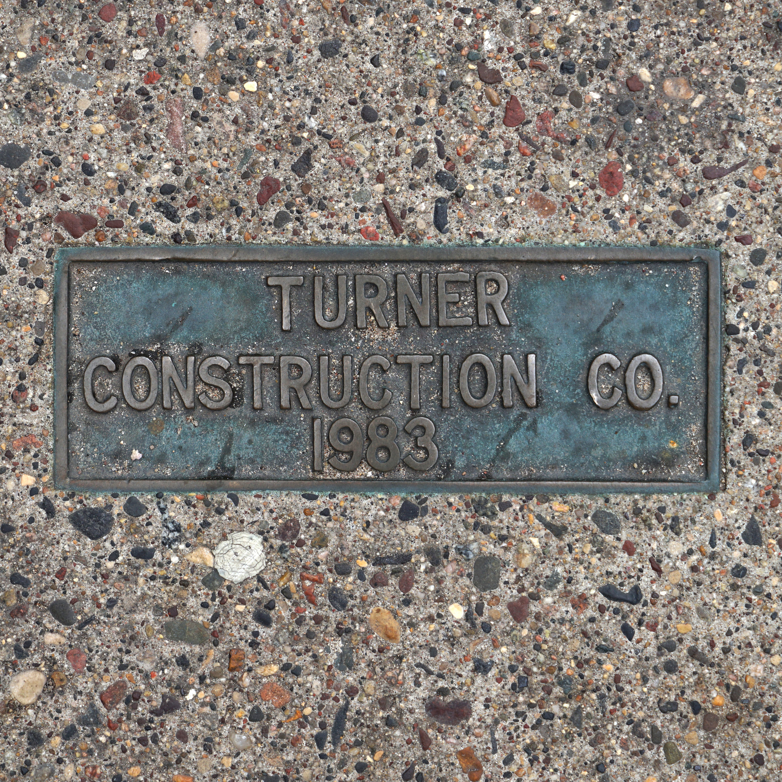 CONTRACTOR PLAQUES / STAMPS