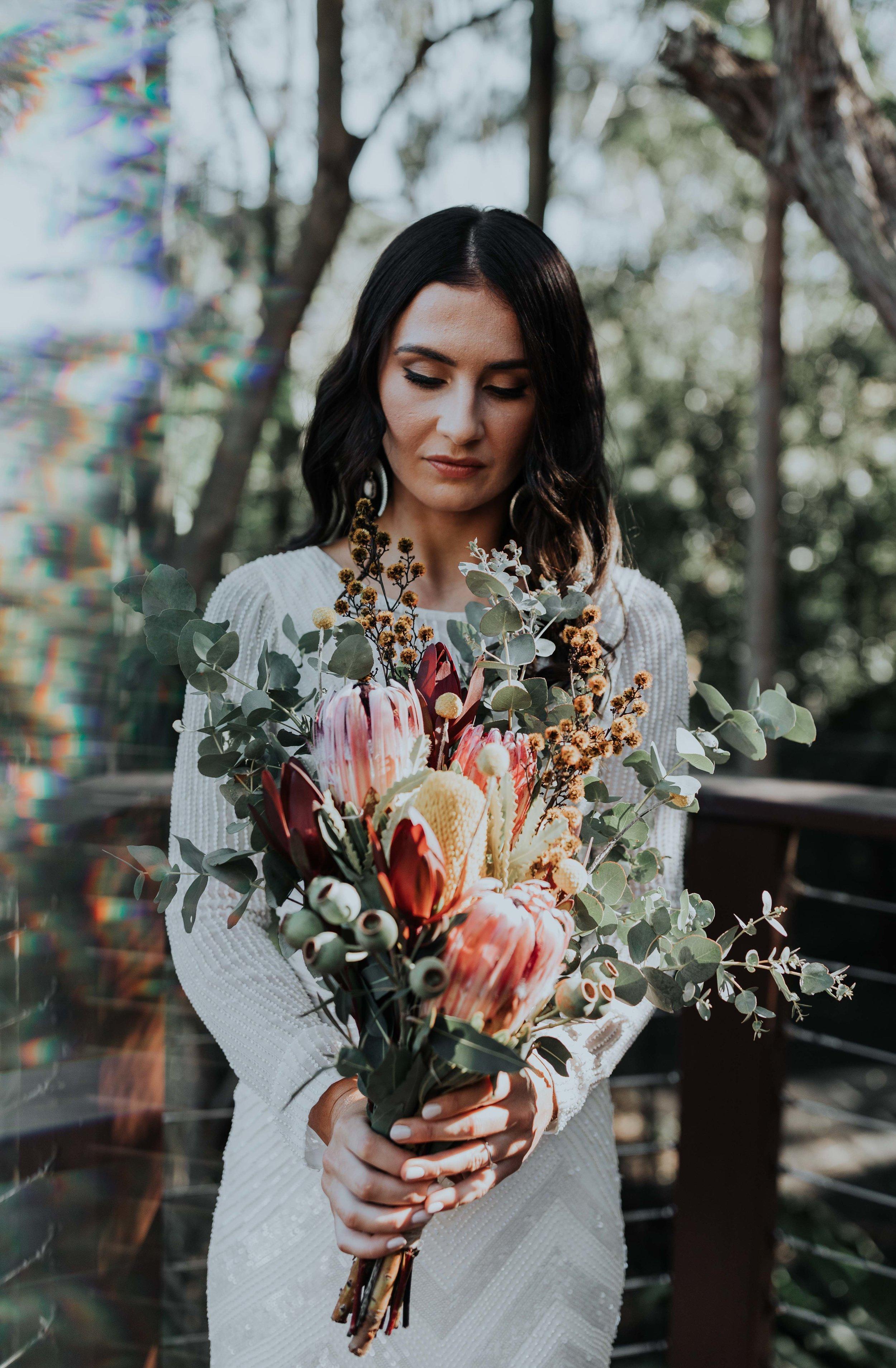 Wollongong bride