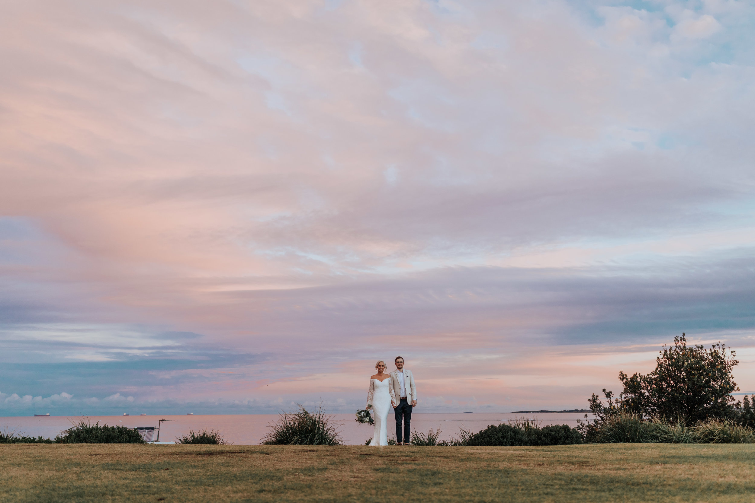 Sandon Point Wedding
