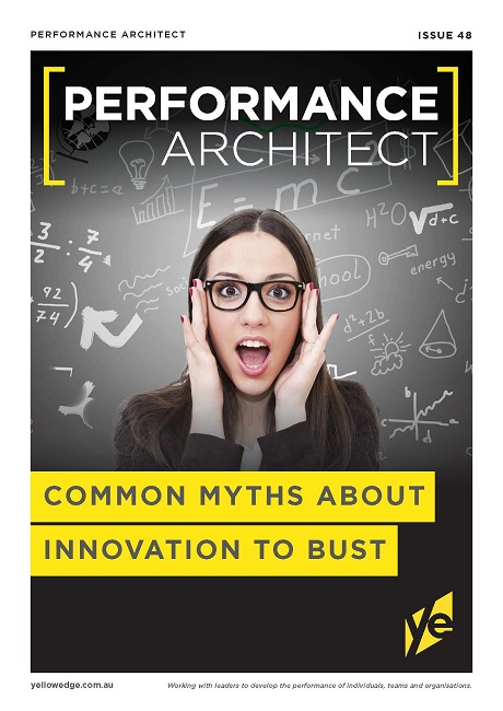 Innovation Myths