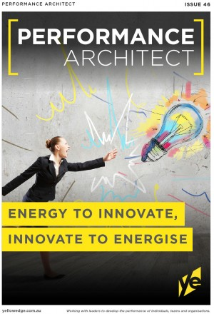 Energy to Innovate