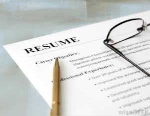 career coaching positioning applications cv selection criteria