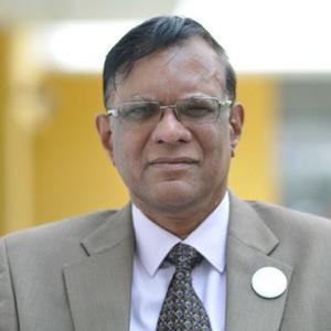 Professor AKN. Prasad  Head Executive Education, Welingkar Institute, Bangalore