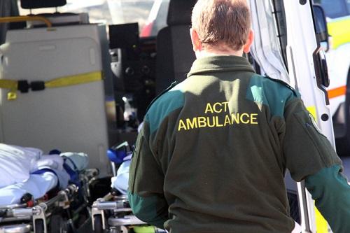 ACTAS Ambulance Service - Yellow Edge