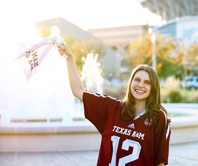 Our favorite time of year is almost here!! There's nothing like Aggie football games!