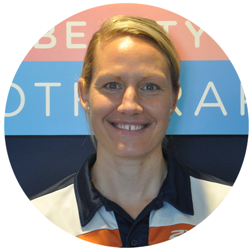 Katie Holtham, Perth Physio