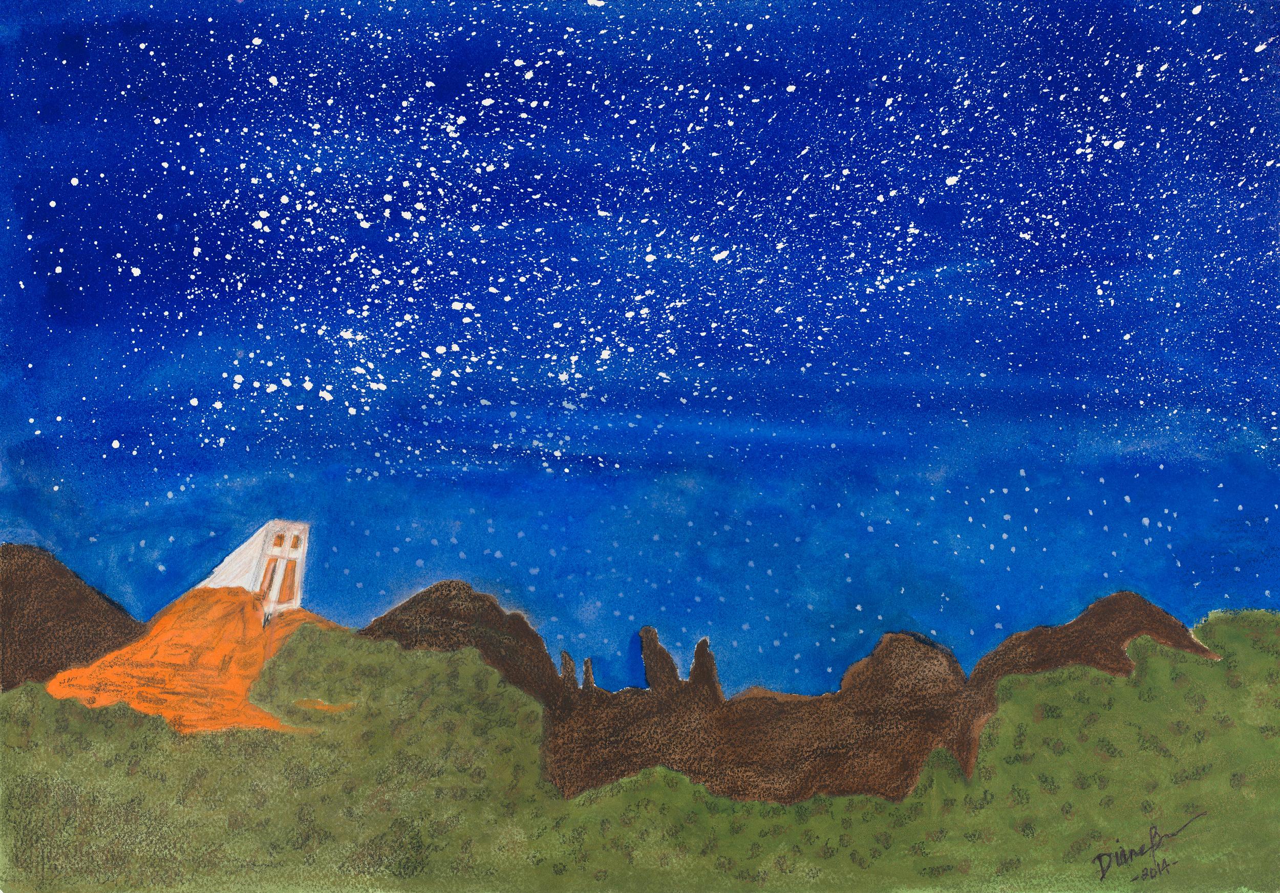 Sedona Night Sky